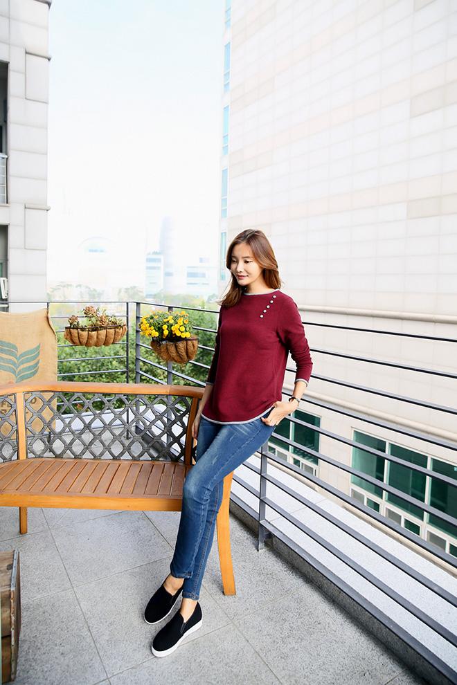 (가을) 컬러감 모두 가을 겨울에 매치 잘 되는 색상이랍니다.