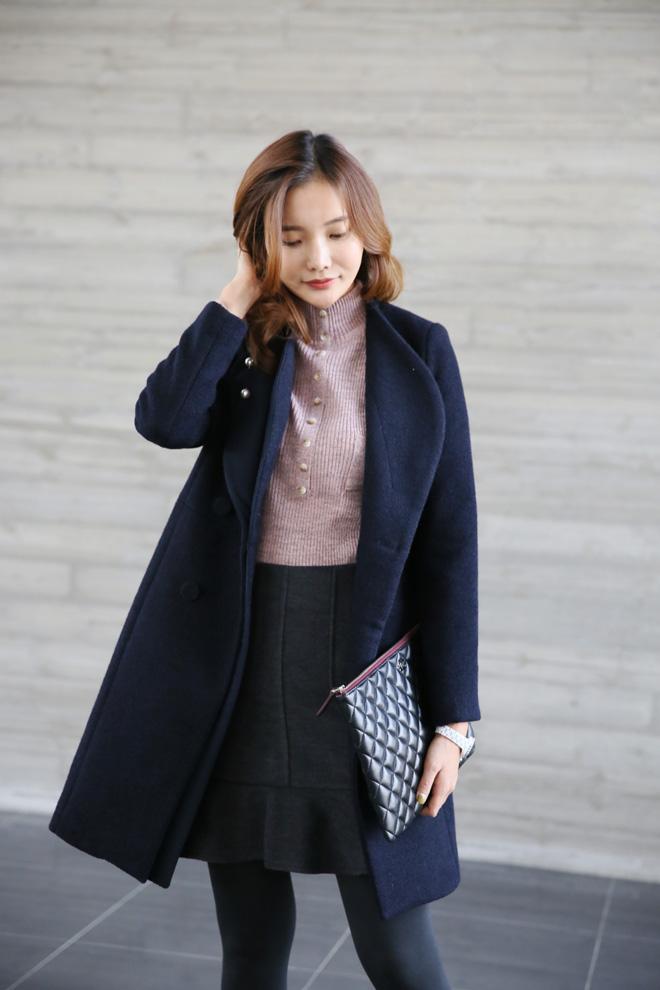 초코맘이 입고 싶어 고른 스커트니까요 ^^