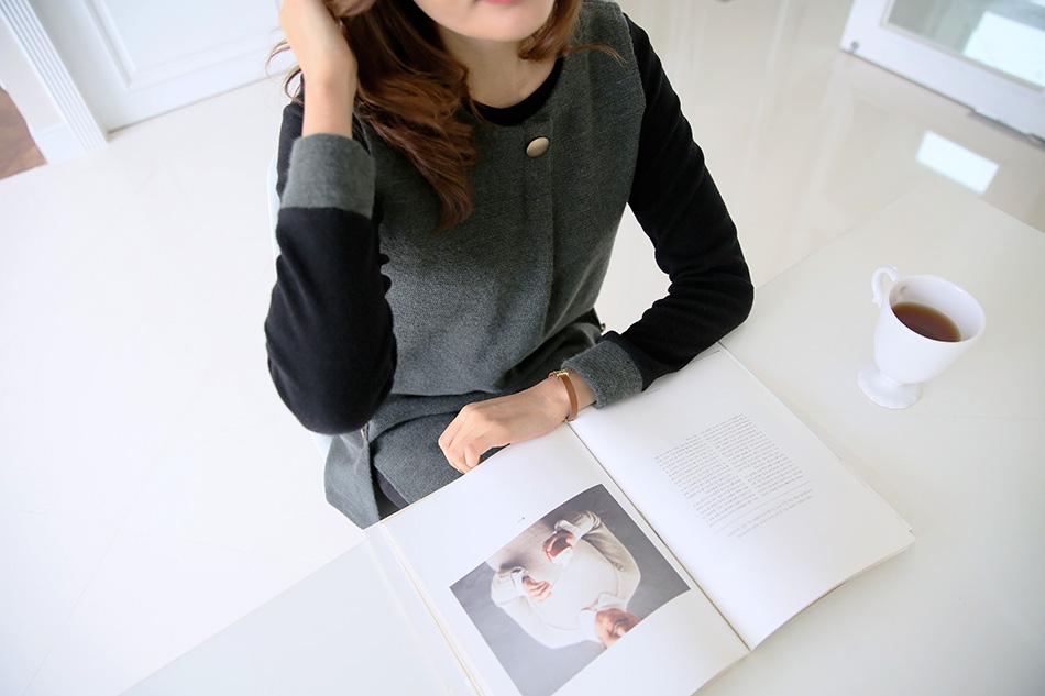슬림 + 군살커버 + 활동성  (짱)