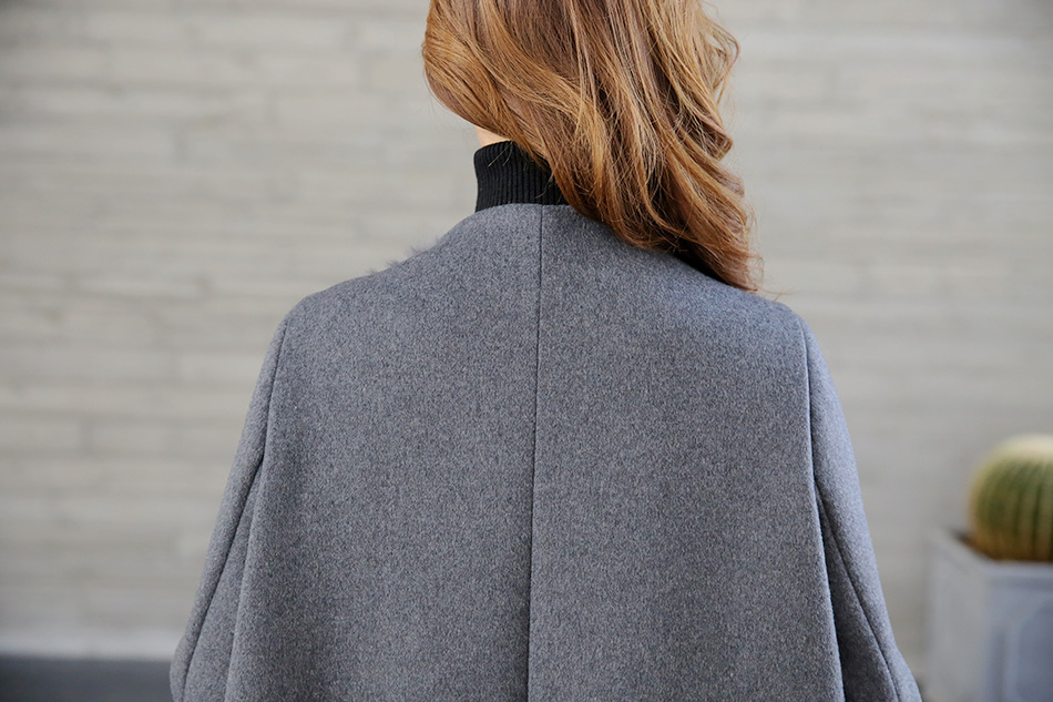 (대박)여유있는 A라인 코트