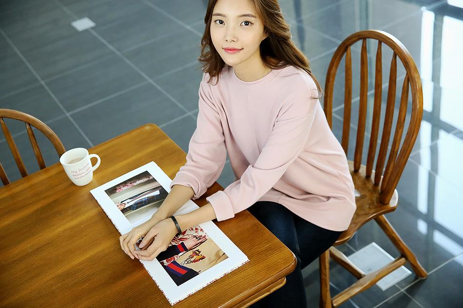 사랑스러운 핑크 색상^^