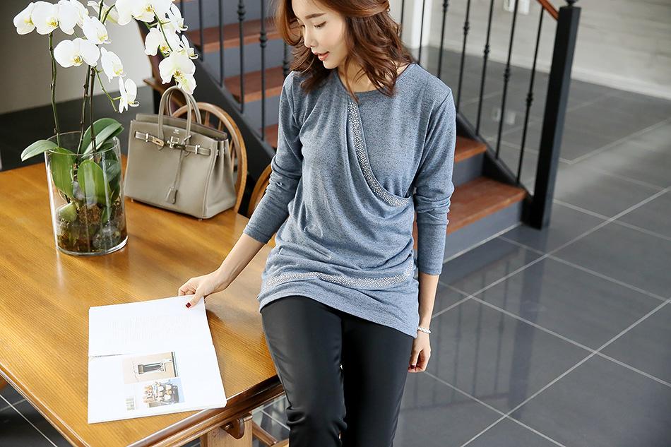 여신아우라 뿜어내는 티셔츠~:)