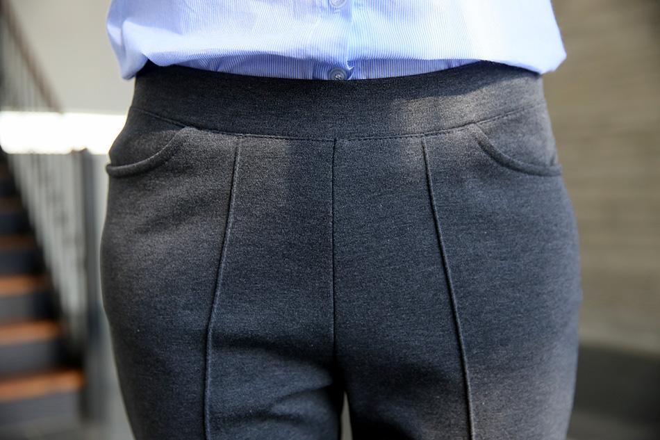 깔끔한 허리 고무밴딩