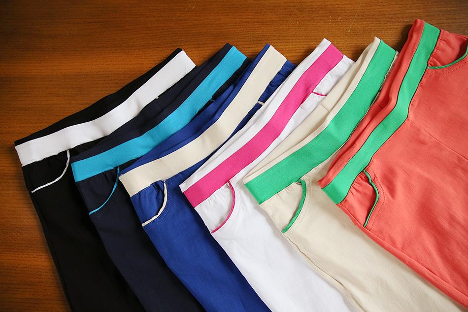 6가지 컬러 모두 깔끔한 색감 - 배색도 컬러가 톡톡 ^^