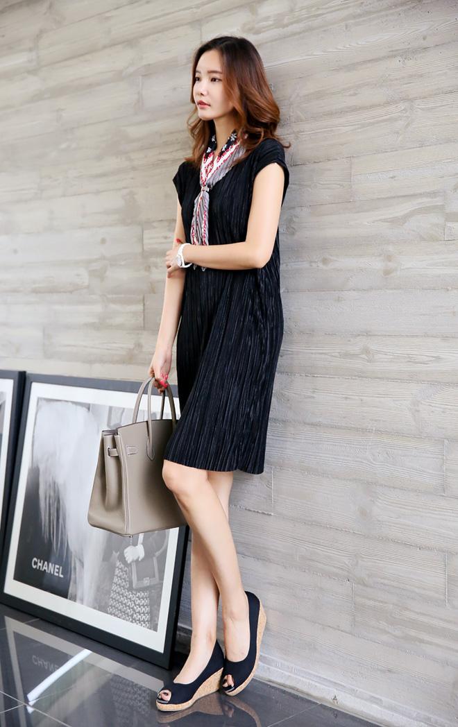 텐션감 있는 소재로 착용감 좋아요 :)