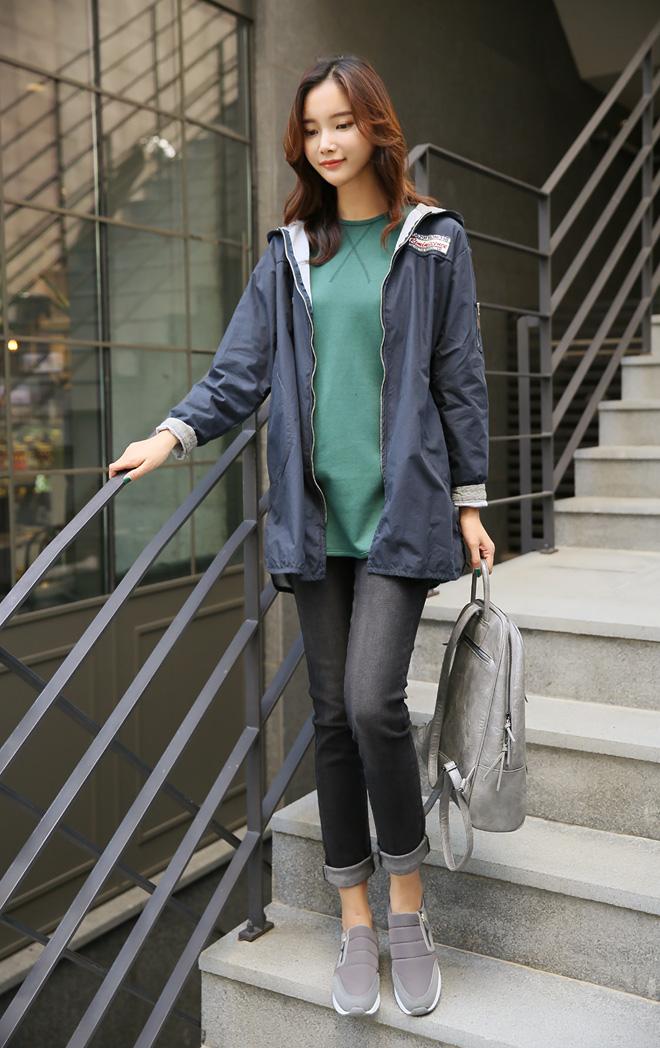 가을에 캐주얼하게 입기좋아요^^