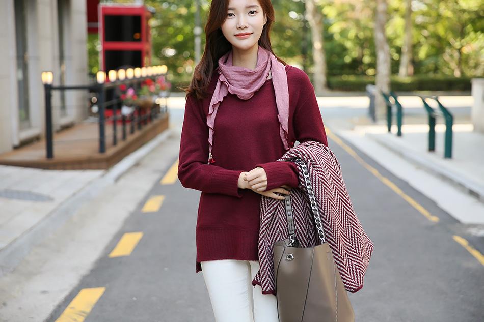 레드 : 소녀같은 분위기의 핑크같은 레드톤 ^^