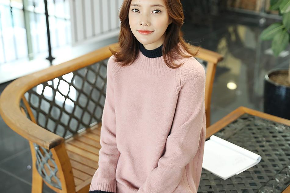 튀지않는 부드러운 핑크 컬러 :)