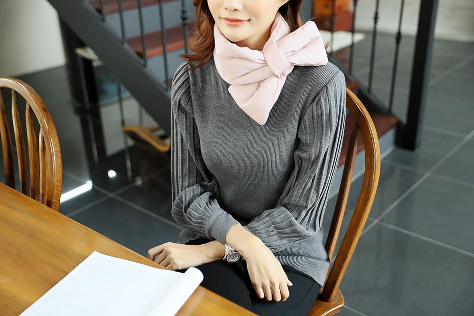 사무실에서도 간편하게 착용하기 좋아요 :)