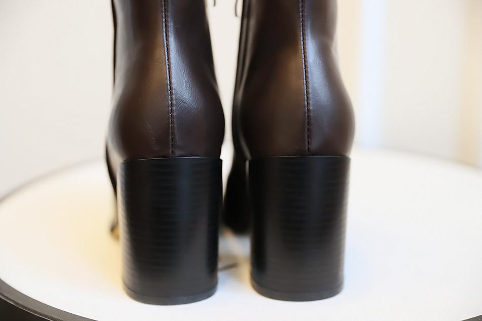 9cm 통굽 라인으로 착화감 좋고 다리라인도 살려줘요 :)