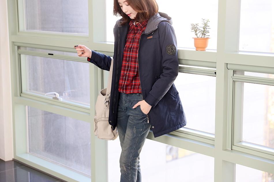 가볍고 편안한 코튼 소재로 착용감 굿 ^^