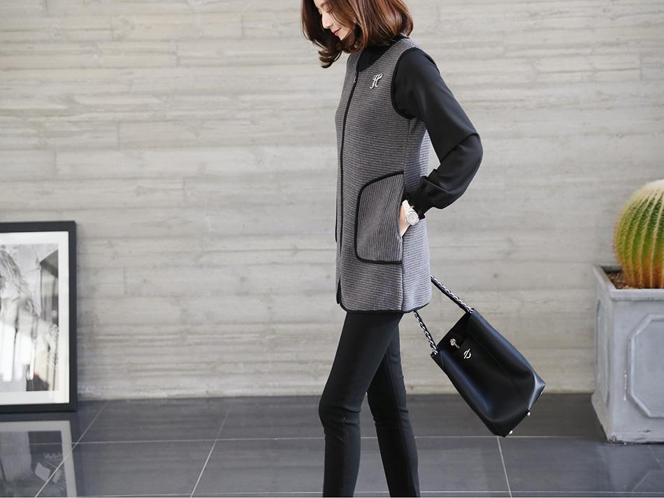 보온성 높지만 가볍고 적당한 두께감으로 자켓, 코트 안에 딱 (딱)