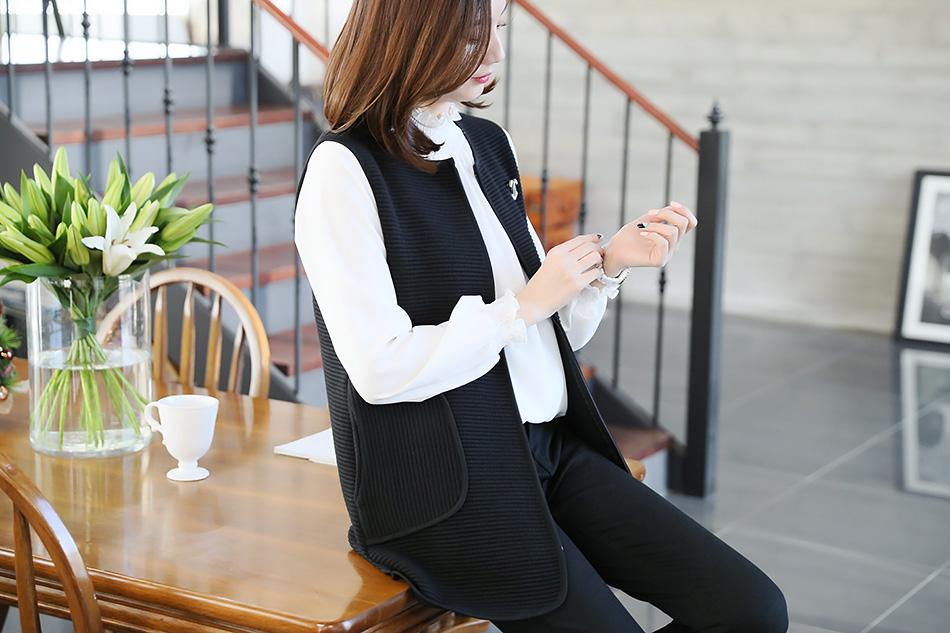 일상, 사무실 안에서 가볍게 입기 좋아요 :)