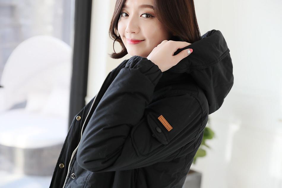 넉넉한 후드 디자인~ 갑작스런 날씨변화에도 GOOD^^