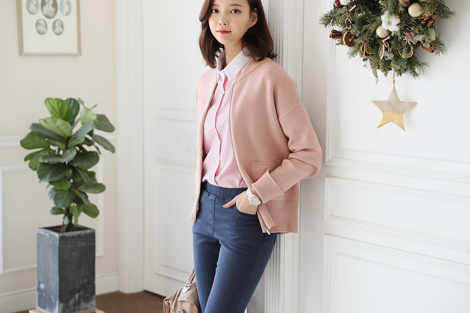 화사한 핑크색 컬러감 ^^ *