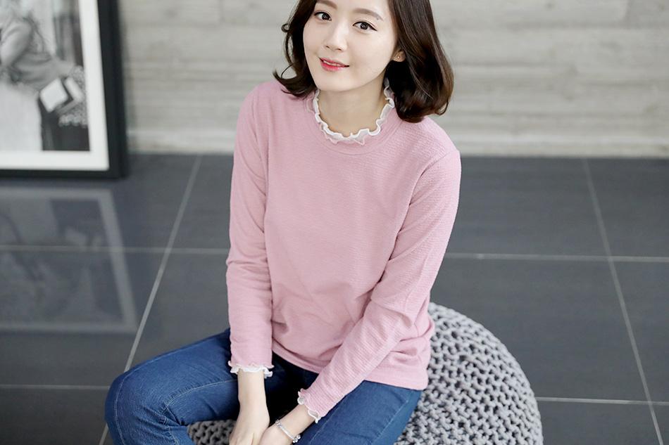화사한 핑크 컬러 :)