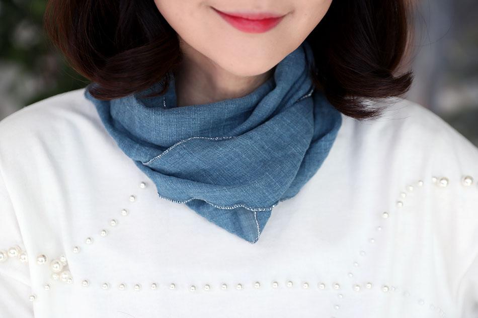 블루 색상