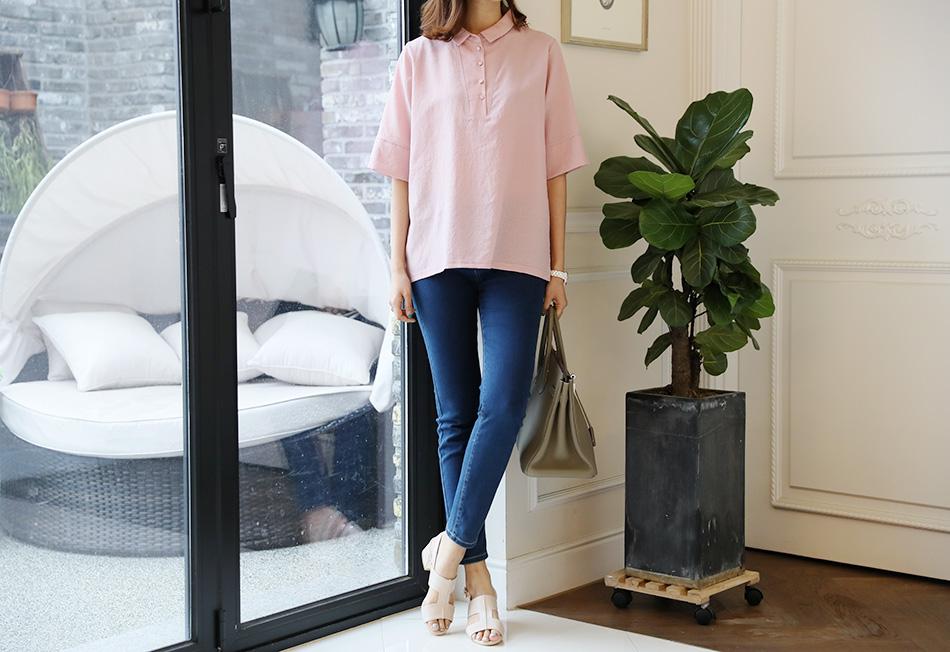 핑크 색상 (방가)