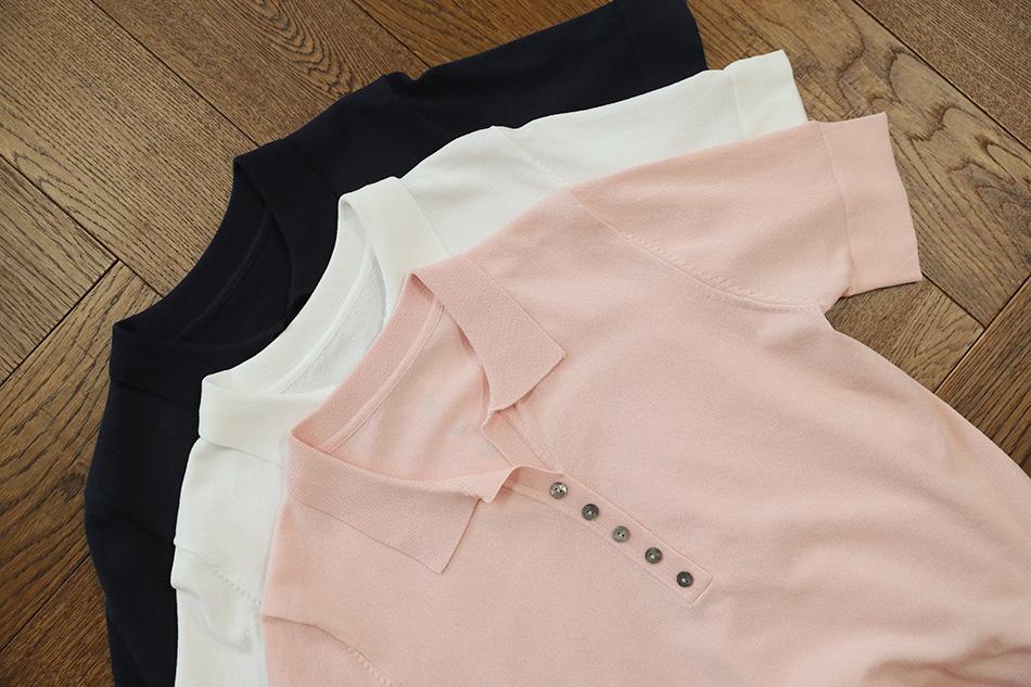 네이비 / 화이트 / 핑크