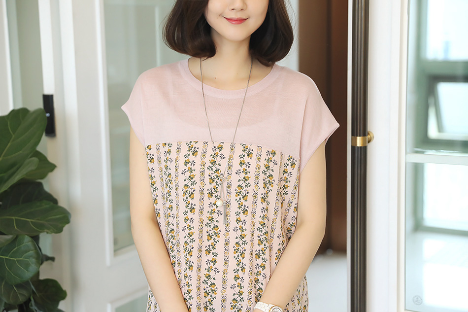 부드러운 핑크 색상 (샤방)