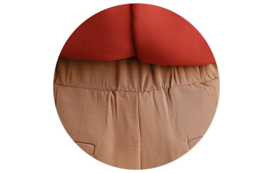 뒷 허리밴딩