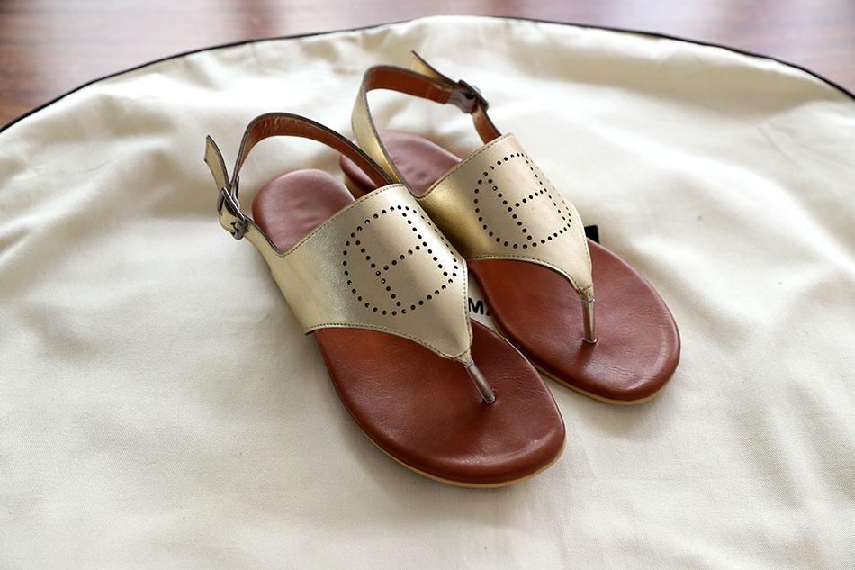신발 하나도 멋스럽게!