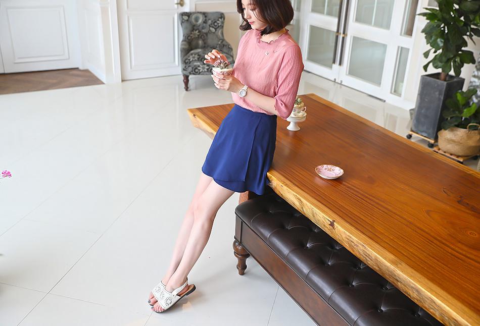 핑크 컬러:)