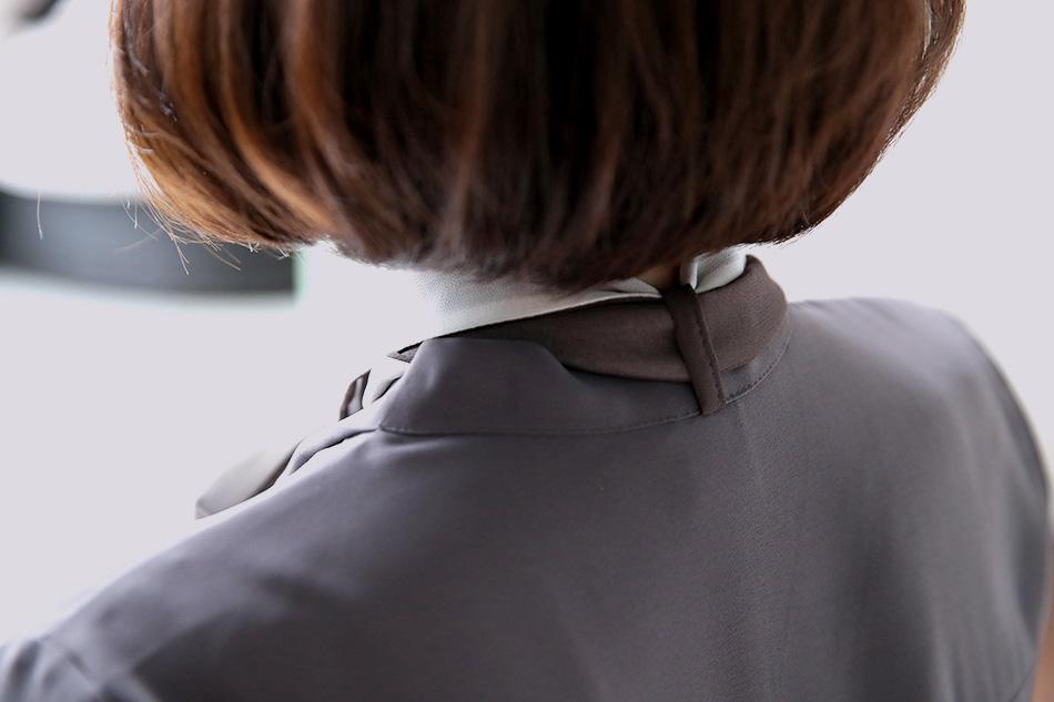 스카프를 고리에 연결해주면 딱!(딱)