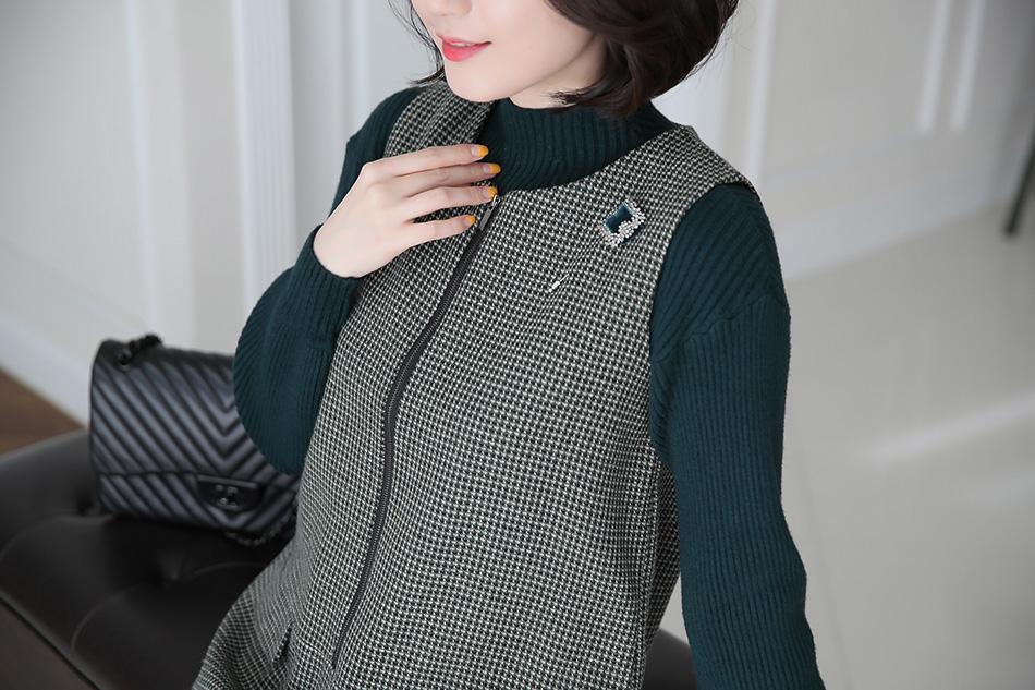 톡톡한 두께감으로 이너웨어로 입기 좋아요(하트)