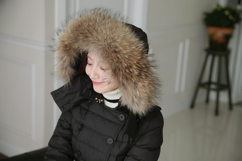 큼지막한 후드 디자인으로 한겨울 찬바람도 걱정No!(짱)