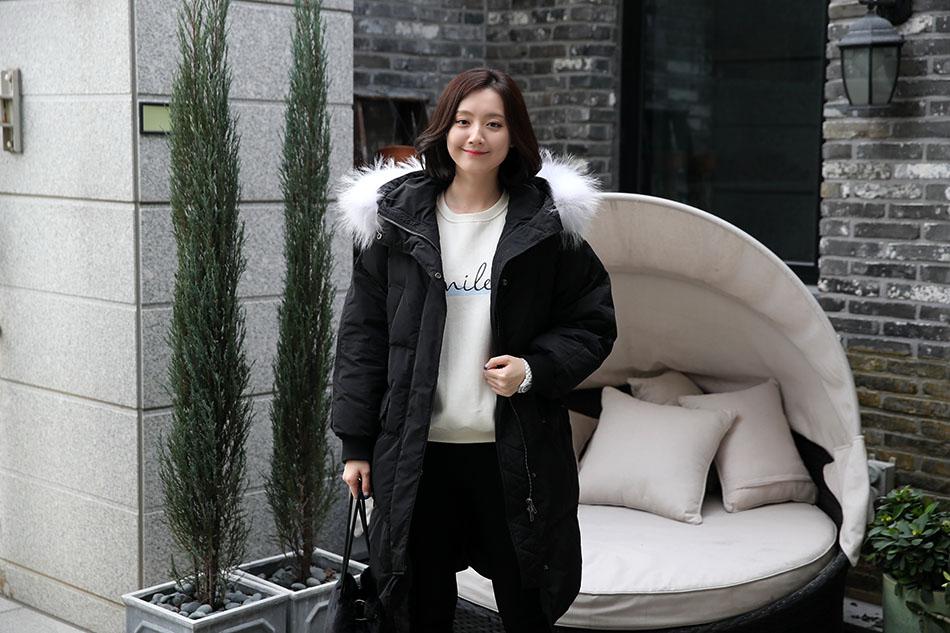 초코맘에서 단독으로 제작한 다운점퍼 소개해드려요~(윙크)