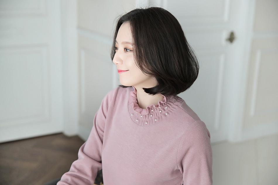 부드럽게 목을 감싸는 스모크밴딩폴라 ^ ^(좋아)
