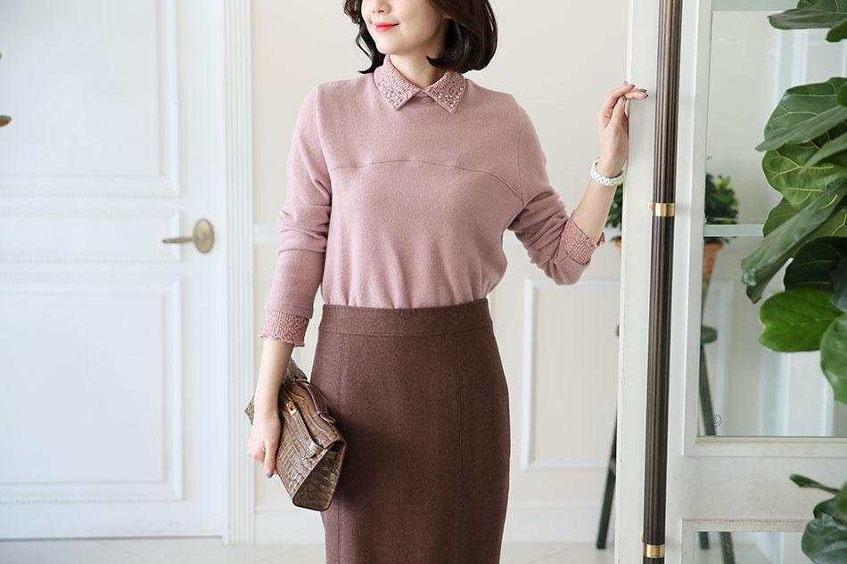 핑크 컬러 : )
