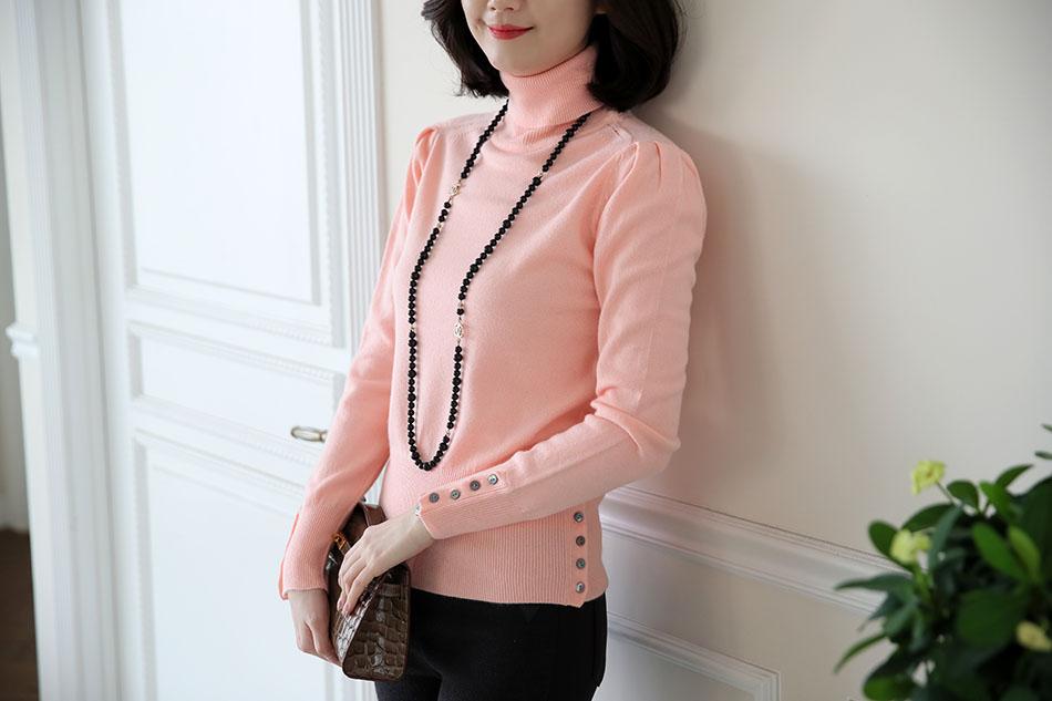 연핑크 컬러보다는 핑크빛이 훨씬 더 도는 핑크컬러 랍니다 ^ ^(인사)