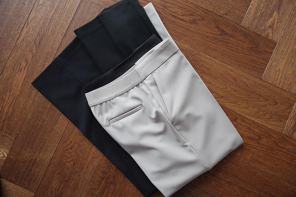 어느옷에도 매치가 쉬운 베이직한 블랙과 베이지 :)