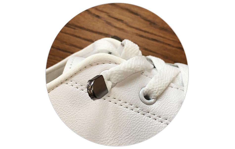 묶을 필요없는 간편한 신발끈(좋아)