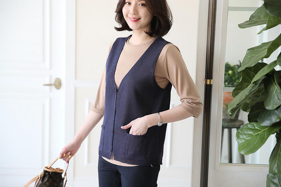 '러브앤홀릭 V넥조끼'와 함께 ^.^