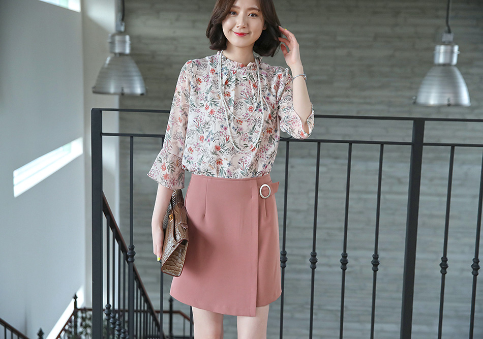 '신비한매력 랩스커트'와 함께 ^.^