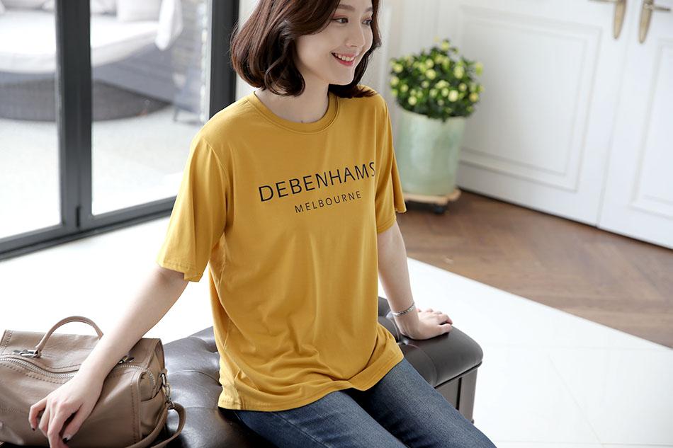 촉감이 부드러운 데일리티셔츠 ♥