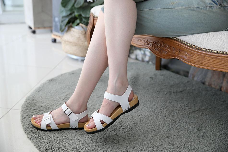 하루종일 발이 편안한 샌들 ♥