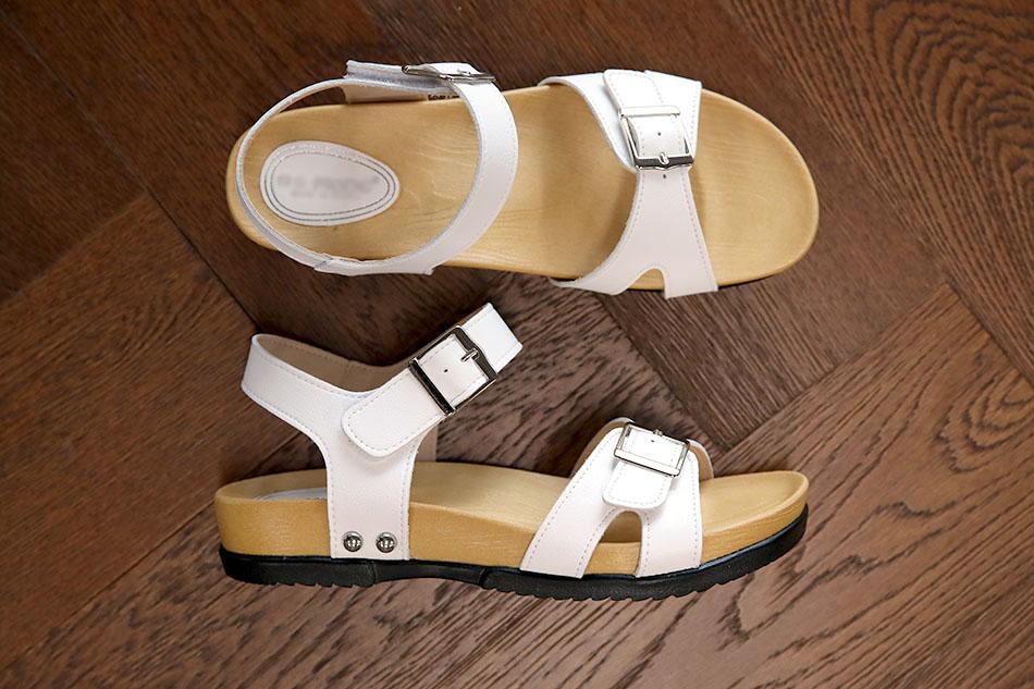 발이 편한 3.5cm 굽 : )