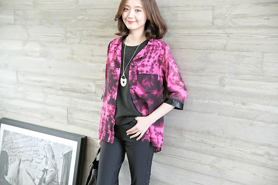 컬러감이 멋스러운 핑크 : )