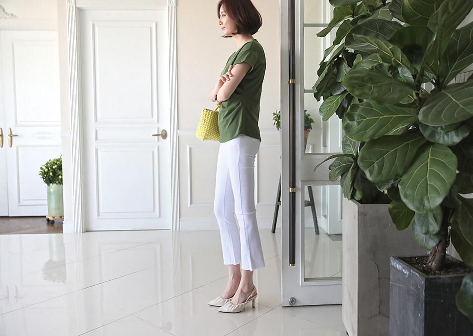 '아이멜로디 캡소매티셔츠'와 함께 ^.^
