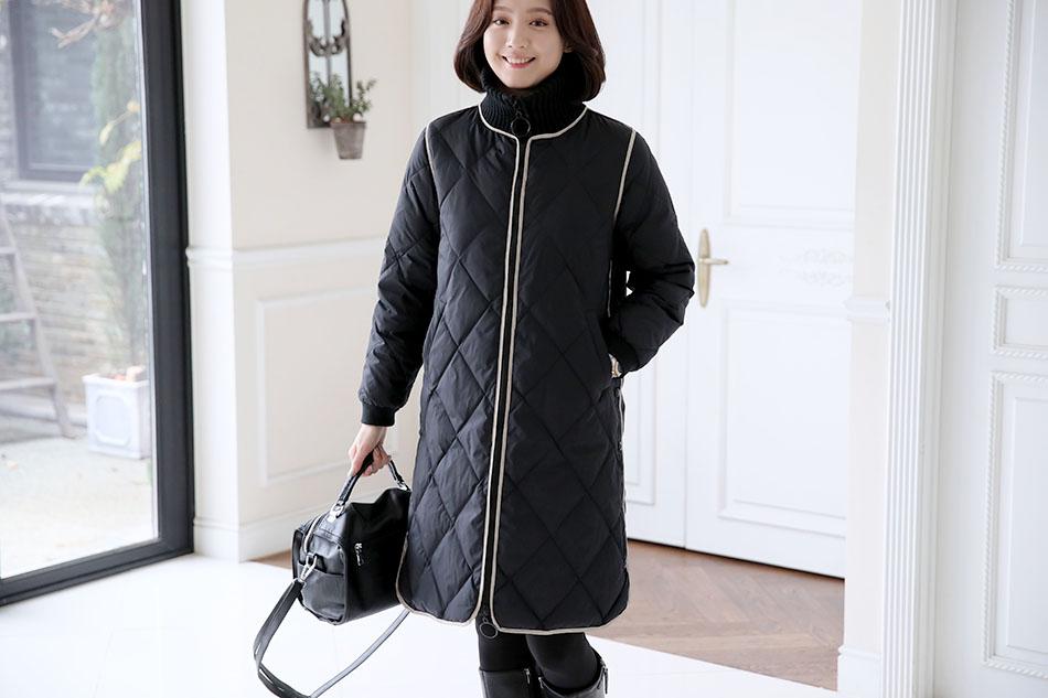 코트처럼 스타일리쉬하게 입을 수 있어요~(하트)