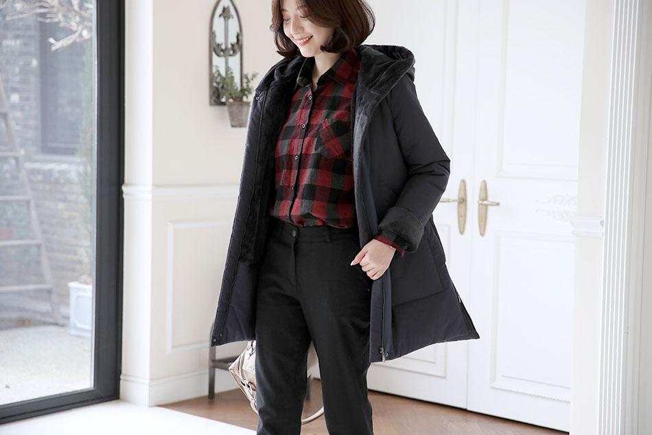 퍼안감이 가득~~ 따뜻한 겨울점퍼:)