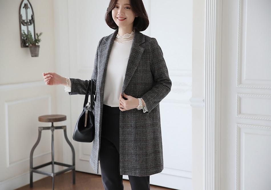 코트처럼 따뜻하게 입을수 있는