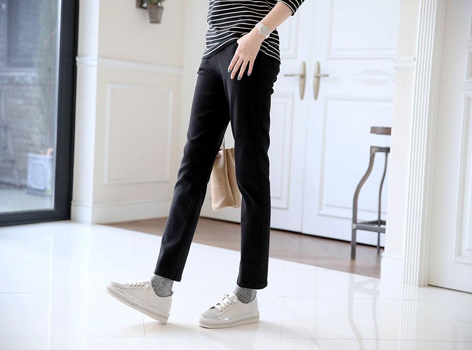 날씬해보이는 슬림배기팬츠:)