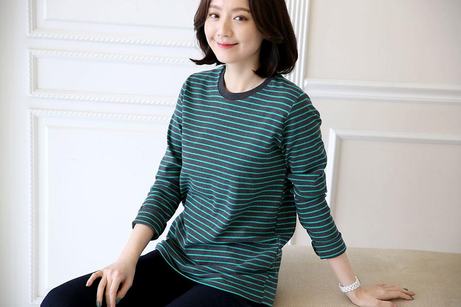 티셔츠 하나로도 충분한 산뜻한 컬러 ^^(대박)