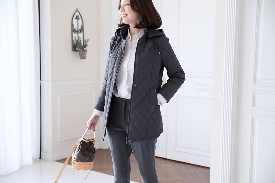 가볍고, 따뜻하게 입기 좋은 자켓:)