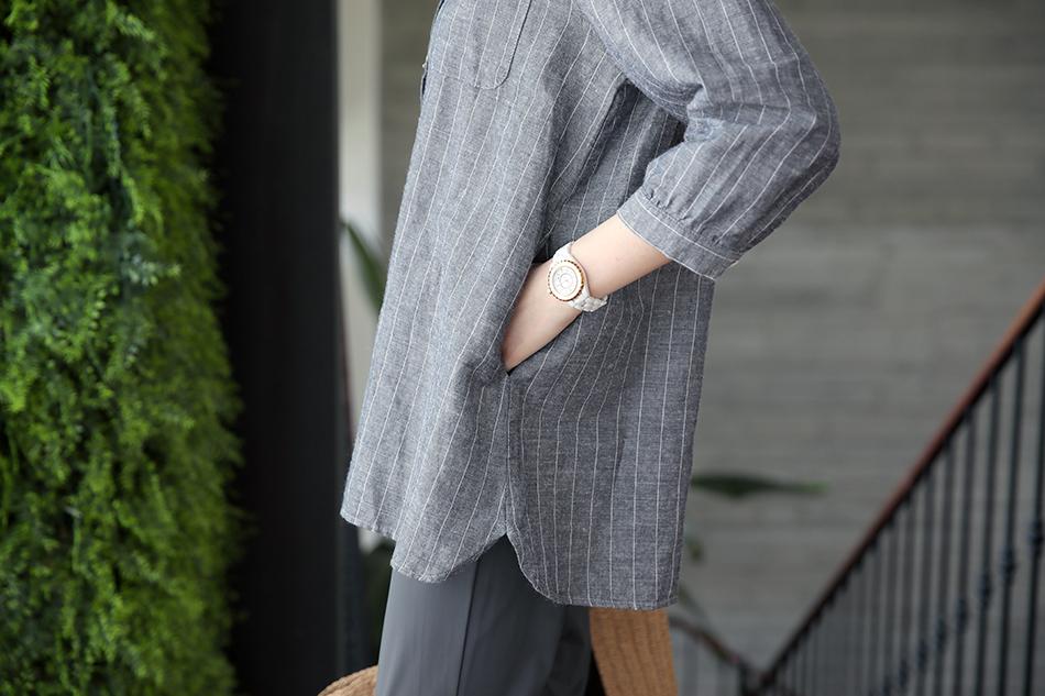 셔츠만 입어도 든든한 포켓 (따봉)